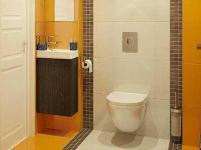 Каким цветом сделать туалет