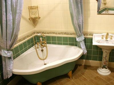 Ванная комната по фэн-шуй.