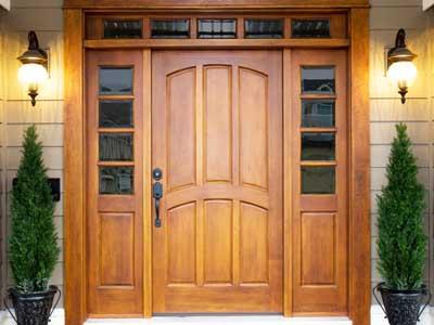 Какую входную дверь предпочесть.