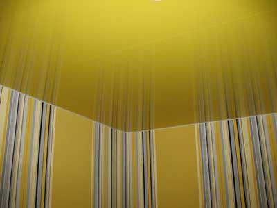 Воздействие цвета натяжного потолка на состояние жителя нашей планеты.