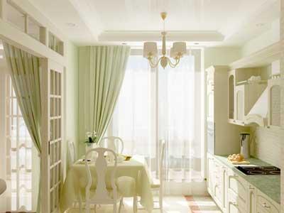 Дизайн интерьера в стиле прованс.