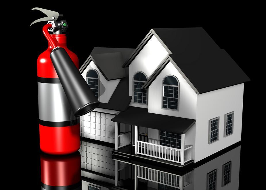 пожарная сохранность жилища