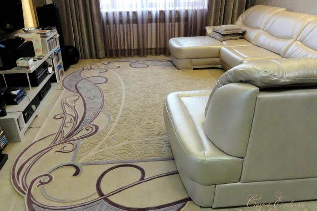 Использование ковровых изделий
