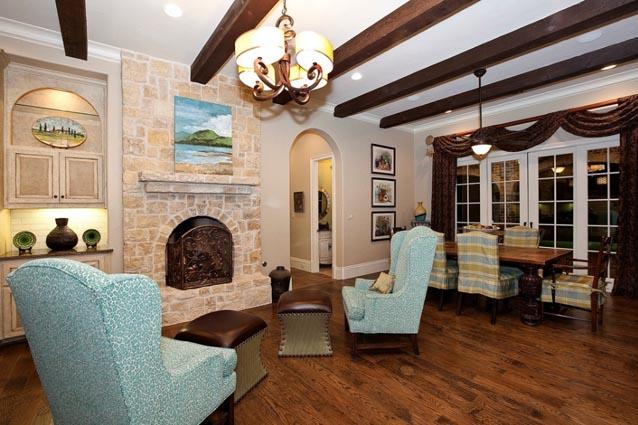 Потолок как элемент дизайна интерьера
